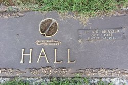 Jo Ann Brazier Hall