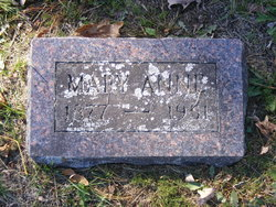 Mary Anne Duncan