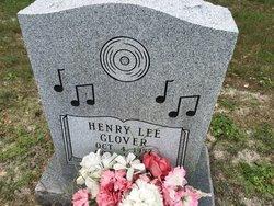 Henry Lee Glover
