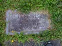 Henry Lee Collett