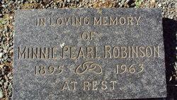 Minnie Pearl Robinson