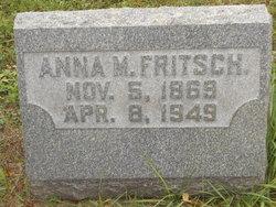 Anna M Fritsch
