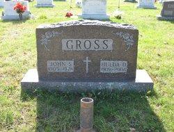 Hulda D. <I>Strack</I> Gross