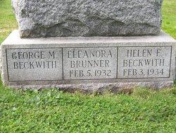 Eleanora <I>Kurtzhalts</I> Brunner
