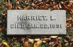 Harriet B. <I>Aspinall</I> Lund