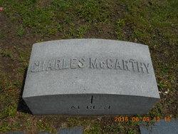 Charles McCarthy