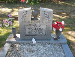 Lizzie C. Rholetter