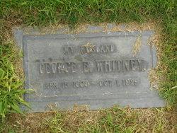 George E Whitney