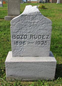 Bozo Rudez