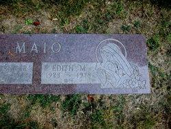 Edith M Maio