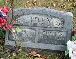Charles Tidey