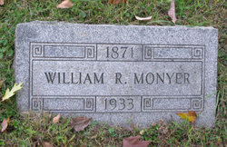 William R Monyer