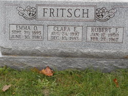 Emma O Fritsch