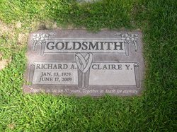 Claire Y Goldsmith