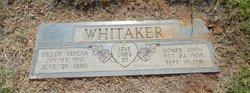 Dessie Serena <I>Brothers</I> Whitaker