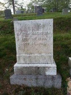 Nahum Washburn
