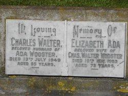 Elizabeth Ada <I>Minfrey</I> Wooster