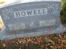 Hazel A Howell