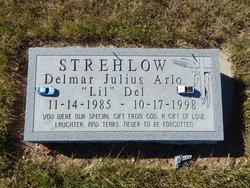 """Delmar Julius Arlo """"Lil Del"""" Strehlow"""