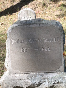 Rev Henry Martyn Grout
