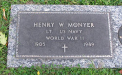 Henry William Monyer