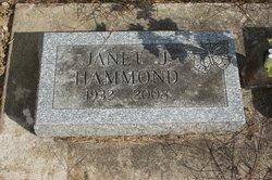 Janet Jo <I>Waymire</I> Hammond