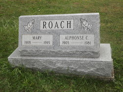 Alphonse C Roach