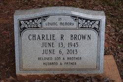 Charlie R Brown