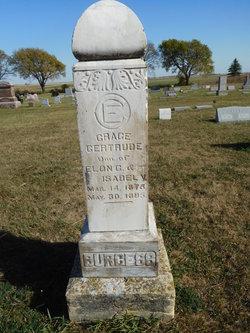 Grace Gertrude Burgess