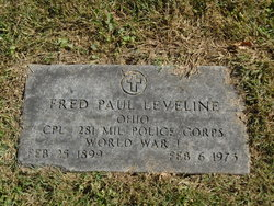 Fred Paul Leveline