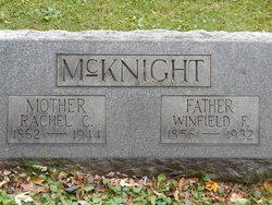 Rachel C McKnight