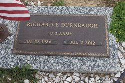 Richard E, Durnbaugh