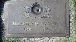 Dorothy D. Hackney