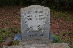 Lizzie Myrick
