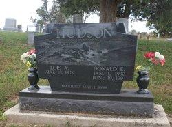 Donald E. Hudson