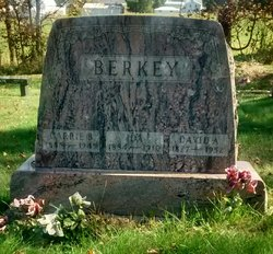 Carrie <I>Billheimer</I> Berkey