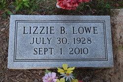 Lizzie B Lowe
