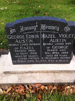 Hazel Violet Austin