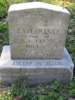Earl Banks Millner