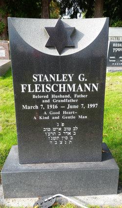 Stanley G Fleischmann