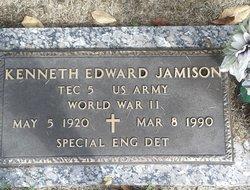 Kenneth Edward Jamison