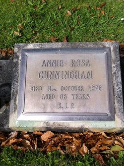 Annie Rosa Cunningham
