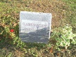 Claire Van Cleef