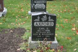 Ada Winifred <I>Boughner</I> Axford
