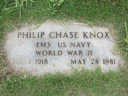 Philip Chase Knox
