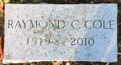 Raymond C Cole