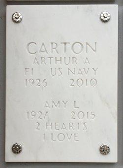 Arthur A Carton