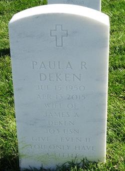 Paula R Decken