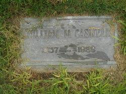 William Mitchell Caswell