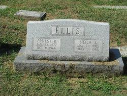 Ernest B Ellis